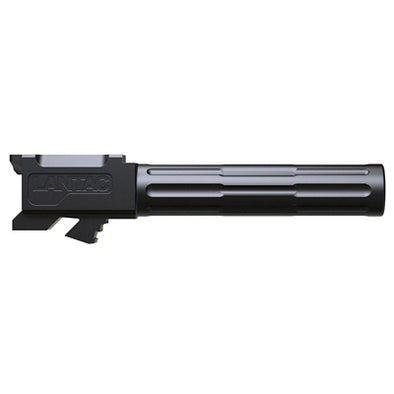 Lantac 9INE G19 Non-Threaded Barrel - Black