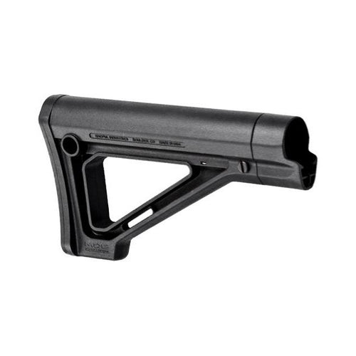 Magpul MOE® Fixed Carbine Stock – Mil-Spec - Black