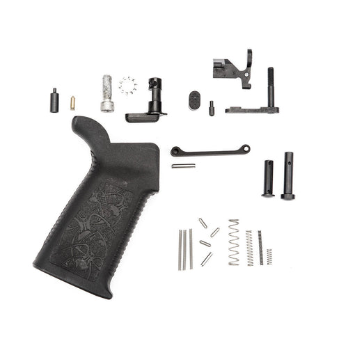 Spike's Tactical AR15 Lower Parts Kit Without Trigger Group