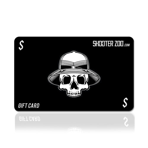 Shooter Zoo Gift Card