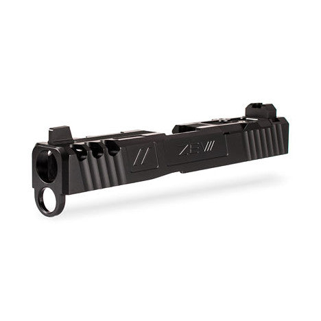 Zev Tech Spartan w/RMR Cover G19 G3 Black