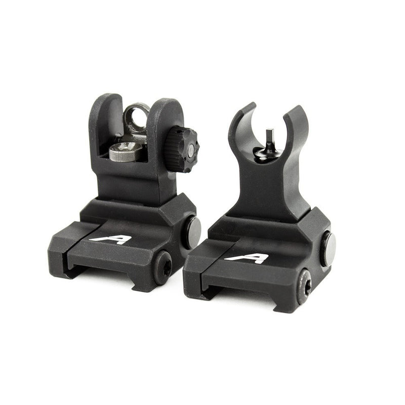 Aero Precision AR15 Flip-Up Sight Set