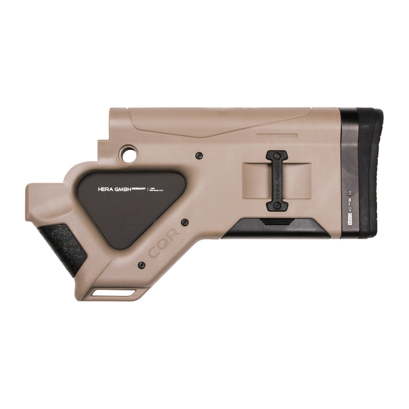 Hera Arms CQR California Buttstock - Tan