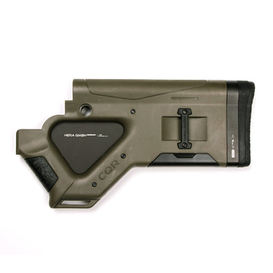 Hera Arms CQR California Buttstock - OD Green
