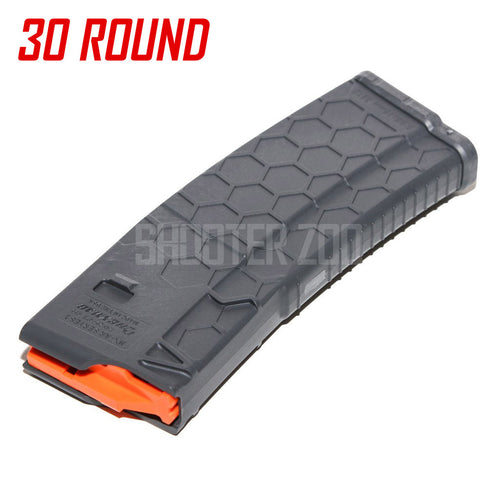 Hexmag 30-Round Magazine Dark Grey Series 2