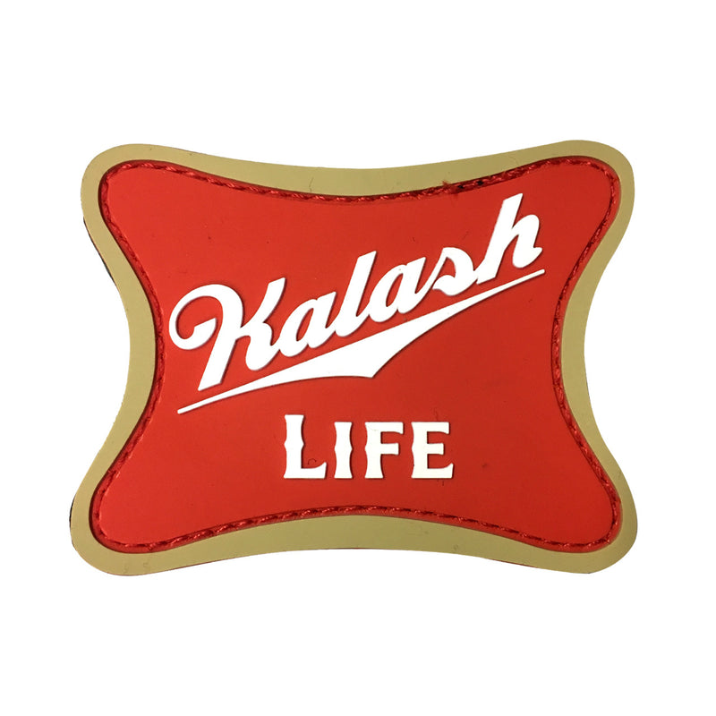 Kalash Life PVC Patch