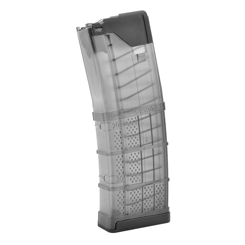 Lancer L5AWM 30rd Magazine - Translucent Smoke