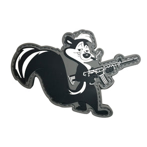 Shooter Zoo - Le Pew Pew Patch