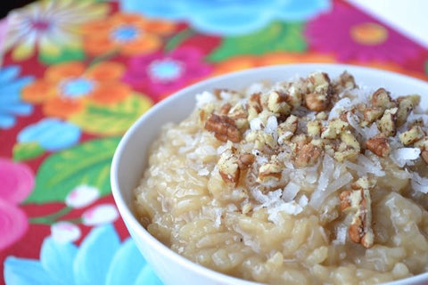 rice pudding arroz zambito