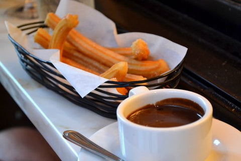 churros la churreria nyc
