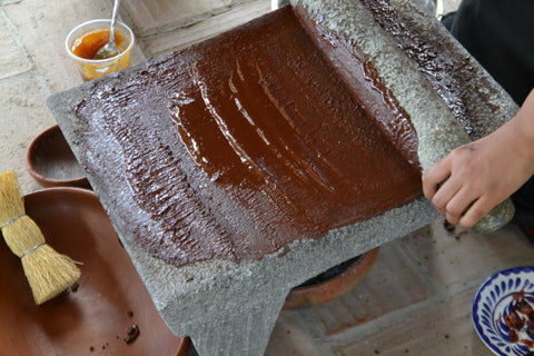 chocolate metate oaxaca