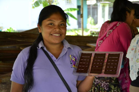 Chocolate making in Panama with the Ngäbe women – Mission