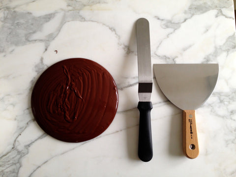 tempering chocolate bean to bar