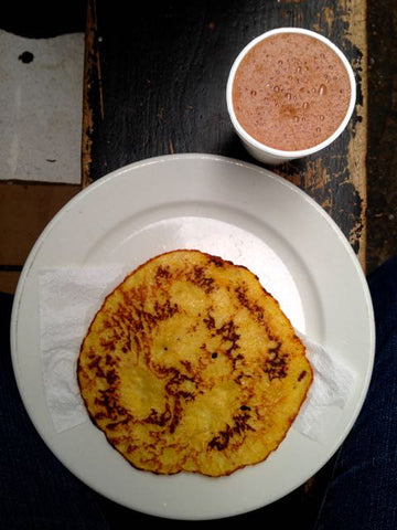 arepa colombia
