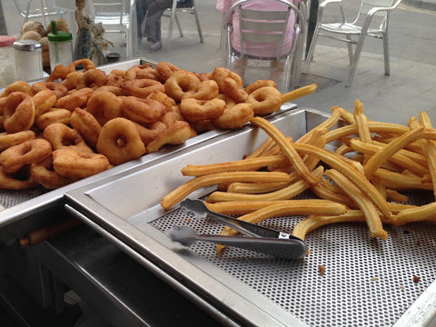 Churros | The most popular sweet of the Americas – Mission
