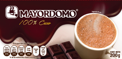 Mayordomo chocolate 100