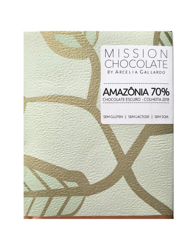 Amazonian Chocolate 70% from Mission Chocolate