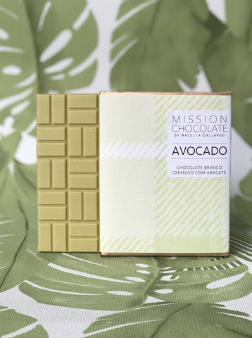 avocado chocolate bar
