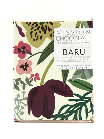 BARU 70% | DARK CHOCOLATE