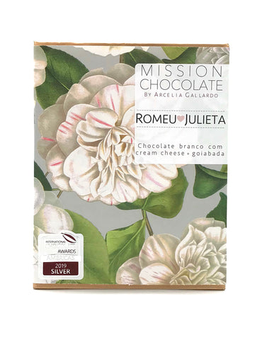 ROMEU E JULIETA  |  CHOCOLATE CREAM CHEESE