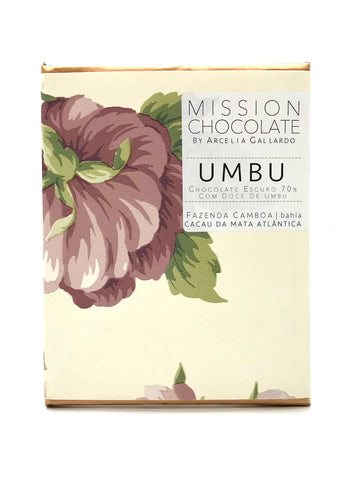 UMBU 70% | DARK CHOCOLATE