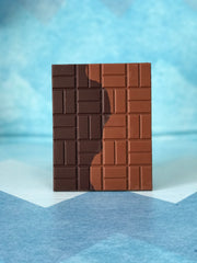 Mission Chocolate - dark chocolate bar with two types of chocolate - Amazonian and Bahian cacao