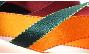 Stitch Satin Reversible Ribbon (SIC-126)