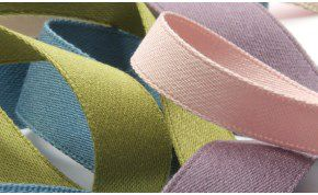 Polyester Spun Double-Face Satin Ribbon (SIC-133)