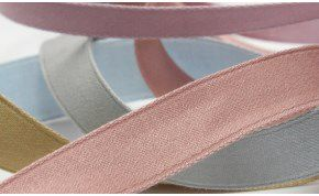 Cotton Single-Face Satin Ribbon (SIC-142)