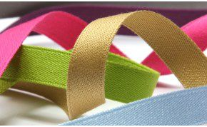Cotton Double-Face Satin Tape (SIC-147)