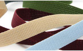 Polyester Single Knit Tape (SIC-162)