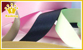 Polyester Double-Face Satin Ribbon (SIC-121)