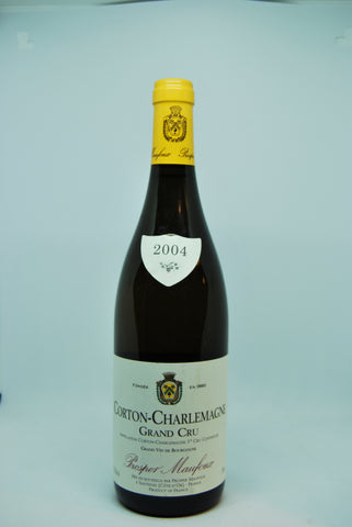 2004 Prospher Maufoux Corton Charlemagne