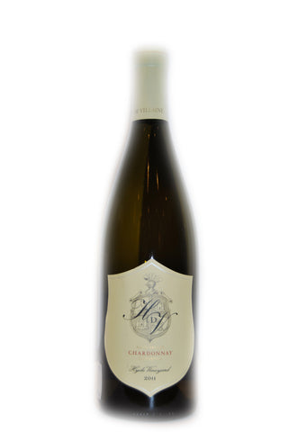 2011 Hyde Vineyard, Chardonnay