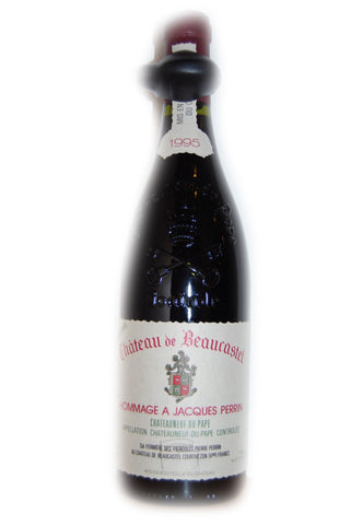 1995 Beaucastel, Hommage a Perrin