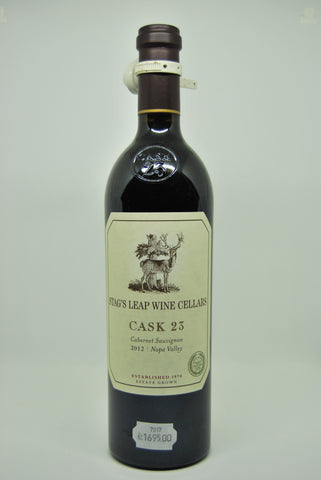 2012 Stags Leap, Cask 23