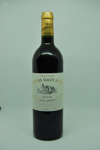 1998 Bahans Haut Brion