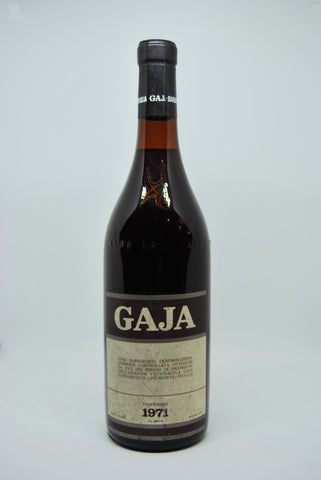 1971 Gaja Barbaresco