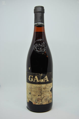 1974 Gaja Barbaresco