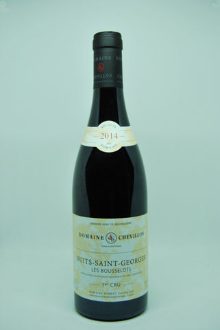 2014 Chevillon Bousselot