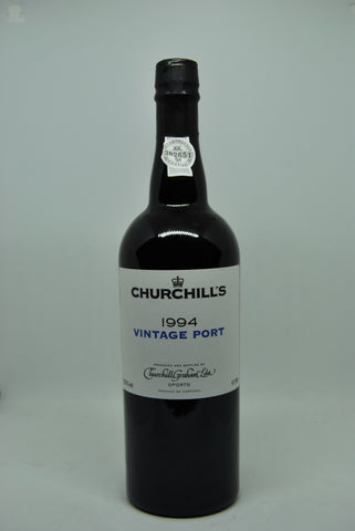 1994 Churchills Vintage Port