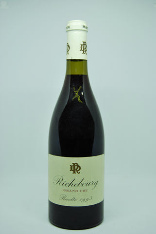 1993 Marc Rougeot - Dupin Richebourg
