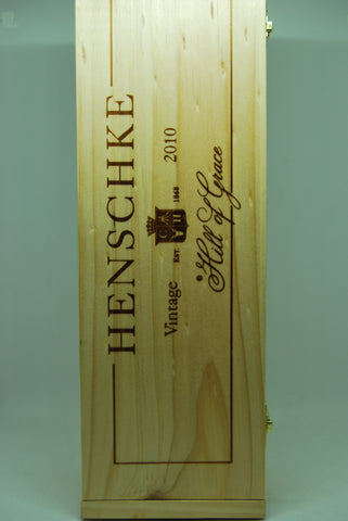 2010 Shiraz, Hill of Grace, Henschke