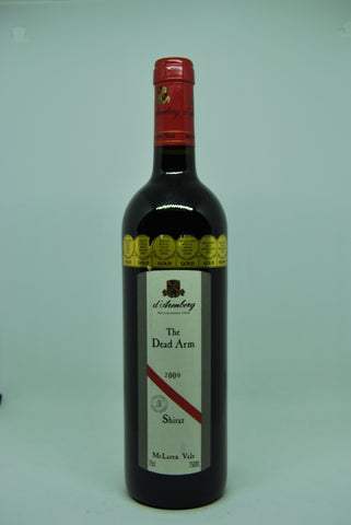 2000 d'Arenberg The Dead Arm Shiraz
