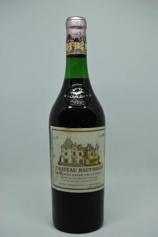 1970 Haut Brion