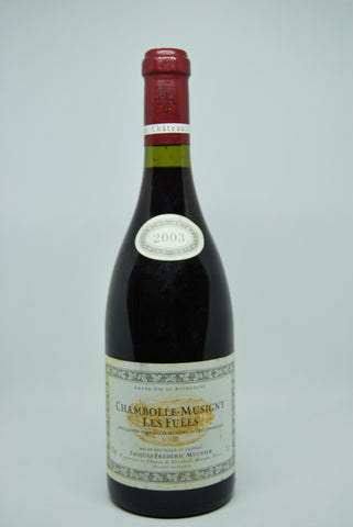 "2003 J. Frederic Mugnier Chambolle ""les Fuess"""
