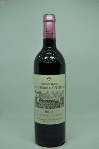 2006 La Mission Haut Brion