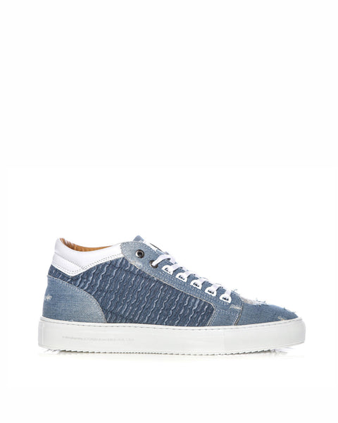 PROPULSION MID LIGHT DENIM