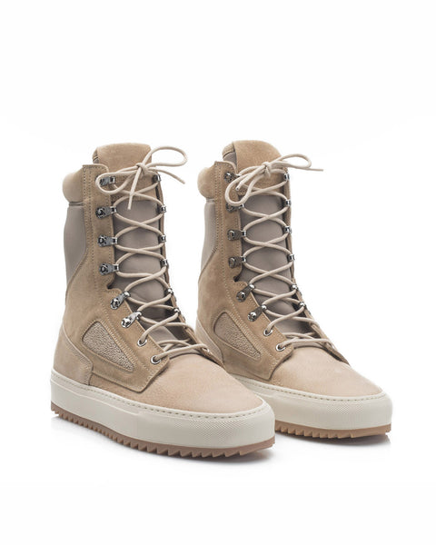 TACTICAL BOOT - TAN NEOPRENE