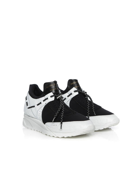 DELTA RUNNER (BLACK/WHITE) - ANDROID HOMME LOS ANGELES